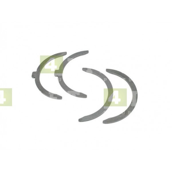 Pierścienie (panewki) oporowe wału TOYOTA 4Y - 0.25