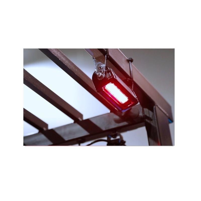 Lamp Ostrzegawcza Red Zone