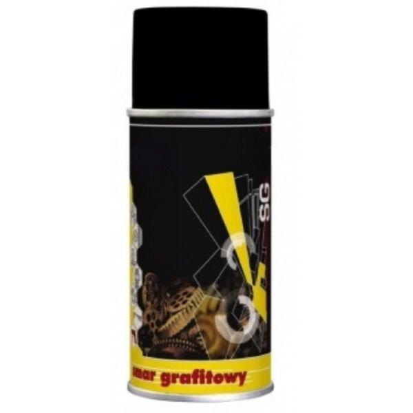 SMAR GRAFITOWY - SPRAY 400ML