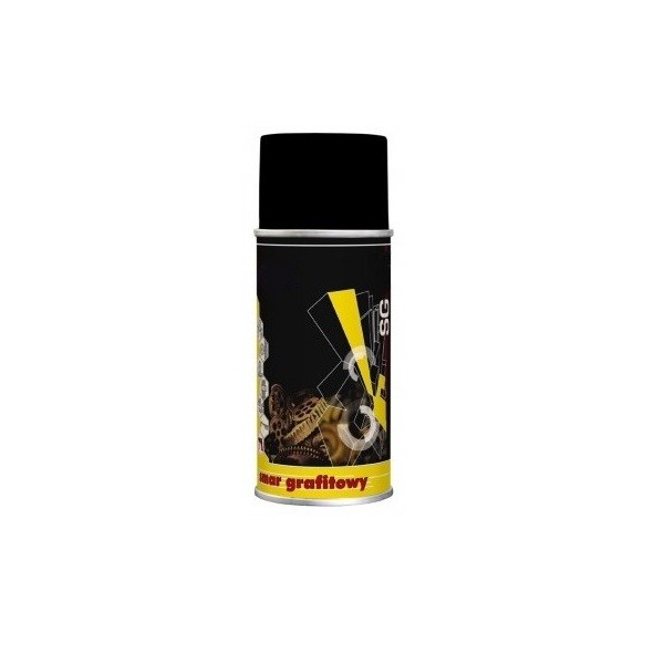 SMAR GRAFITOWY - SPRAY 150ML