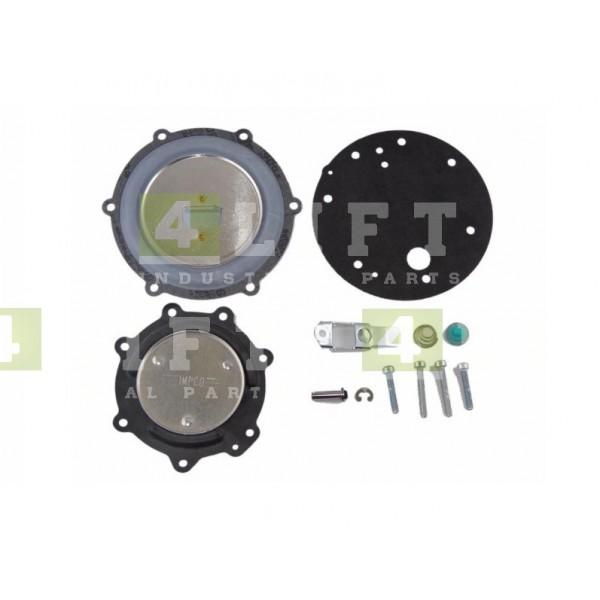 Zestaw naprawczy parownika (LPG) IMPCO COBRA (FULL)