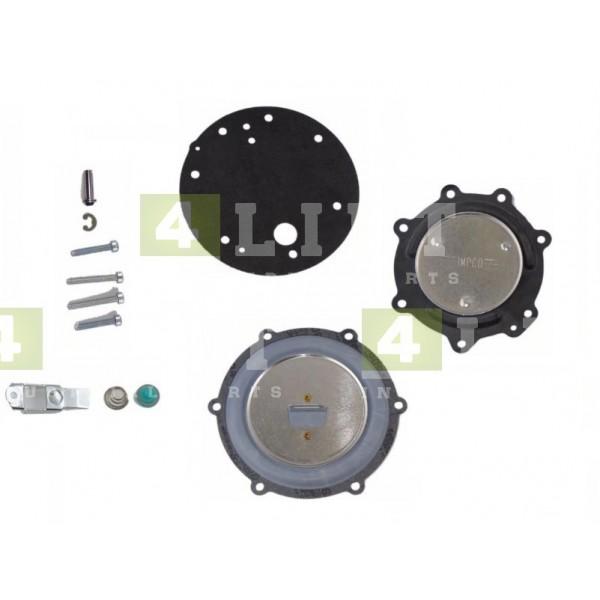 Zestaw naprawczy parownika (LPG) IMPCO MODEL K (FULL)