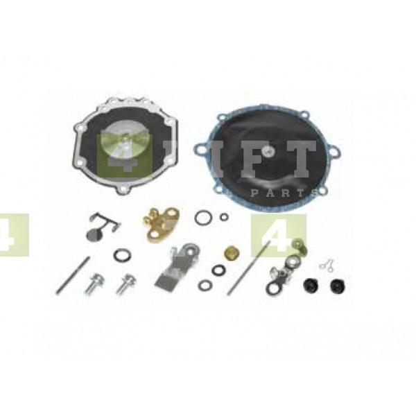 Zestaw naprawczy parownika (LPG) AISAN MODEL SC (FULL)