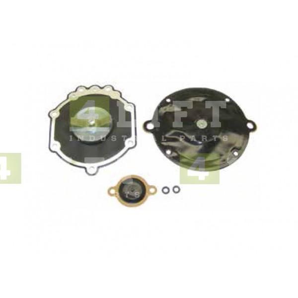 Zestaw naprawczy parownika (LPG) AISAN MODEL S