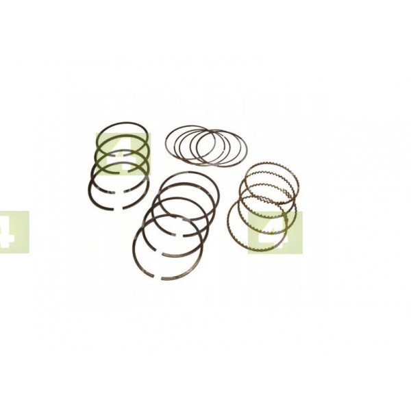 Pierścienie tłokowe NISSAN K15 - 1.00